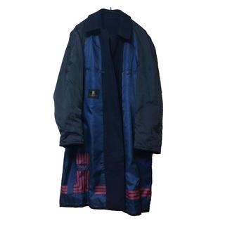 ランバン(LANVIN)のvintage special LANVIN big coat チェスターコート(チェスターコート)