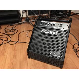 ローランド(Roland)の【状態良】Roland PM-10(電子ドラム)