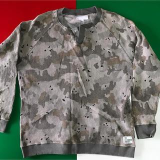 コンプリートフィネス(COMPLETEFINESSE)のコンプリートフィネス ワッフル生地(Tシャツ/カットソー(七分/長袖))