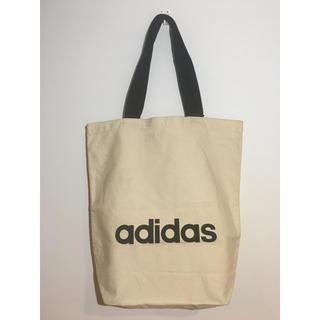 アディダス(adidas)のadidas(アディダス ) キャンバス トートバッグ(トートバッグ)