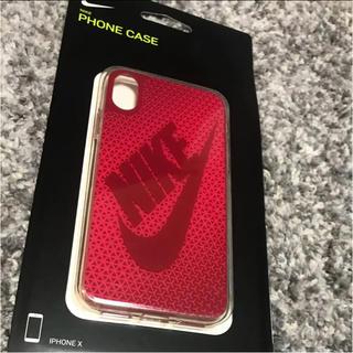 ナイキ(NIKE)のiPhoneX  NIKE(iPhoneケース)