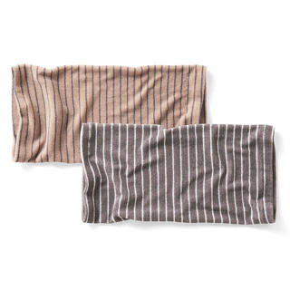 フェリシモ(FELISSIMO)の9kki様専用!ピローカバー 枕カバー 2枚セット(シーツ/カバー)