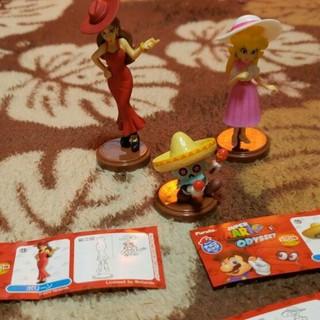フルタセイカ(フルタ製菓)のチョコエッグ マリオ セット(ゲームキャラクター)