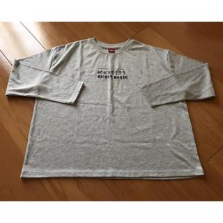 ディズニー(Disney)のミッキー 90周年 ロングTシャツ(Tシャツ(長袖/七分))