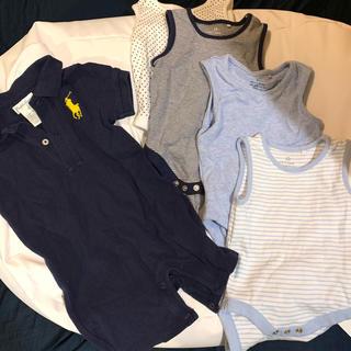 ラルフローレン(Ralph Lauren)の計5着 ラルフローレン、ネクストベビー ベビー服(ロンパース)