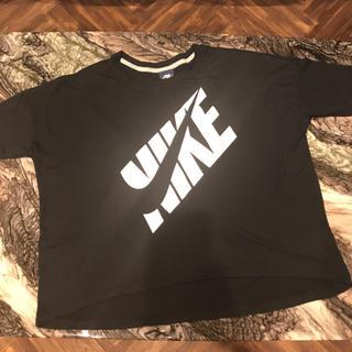 ナイキ(NIKE)のNIKE 半袖Tシャツ 黒 ユニセックス(Tシャツ(半袖/袖なし))