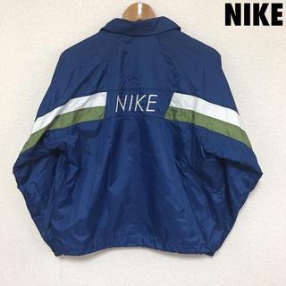 ナイキ(NIKE)の3918 NIKE ナイキ 黒タグ 90s 90年代 ナイロンジャケット(ナイロンジャケット)