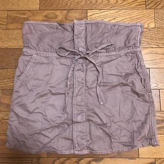 アルカリ(alcali)のスカート(ひざ丈スカート)