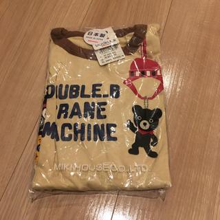 ダブルビー(DOUBLE.B)のミキハウス double–b 長袖ロンT(Tシャツ/カットソー)