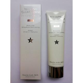 ブランエトワール(blanche etoile)のブランエトワール 洗顔 新品 リファイニング クリアフォーム(洗顔料)