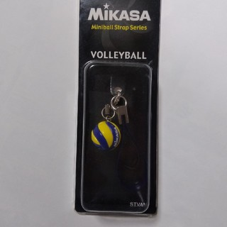 ミカサ(MIKASA)のバレーボールMiKASA ストラップ(バレーボール)
