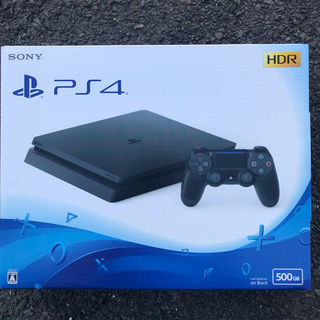 PlayStation4 - プレイステーション4 プレステ4 ps4  新品未開封