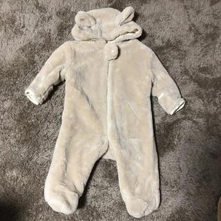 sweet mommy オーガニックコットン ジャンプスーツ 80センチ(カバーオール)