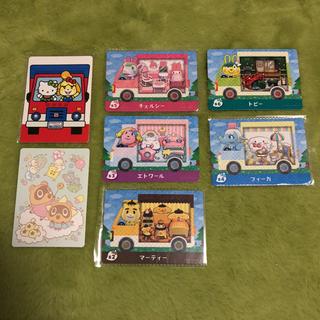 任天堂 - とび森 amiibo カード