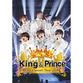 Johnny's - King & Prince DVD通常盤