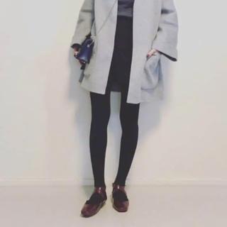 プレーンクロージング(PLAIN CLOTHING)のストラップ ボルドー フラットシューズ(フラットシューズ)