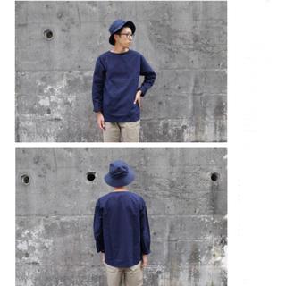ヤエカ(YAECA)のmaillotマイヨ ウルトラピーチ ボートシャツ(Tシャツ/カットソー(七分/長袖))