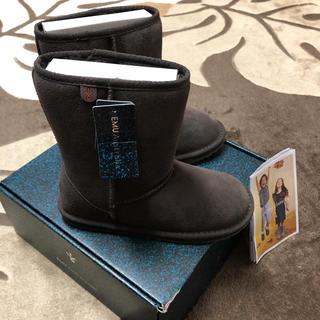 エミュー(EMU)の新品♡EMU 20㎝ キッズ ブーツ サイズ2 (ブーツ)