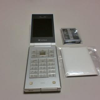 ソフトバンク(Softbank)の美品 740SC SIM フリー (携帯電話本体)