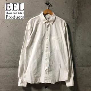 ヤエカ(YAECA)の【EEL(Easy Earl Life)】ハチマルシャツ L 美品(シャツ)