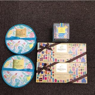 チョコレート(chocolate)の♡GODIVA ゴディバ チョコレート 5箱セット♡(菓子/デザート)