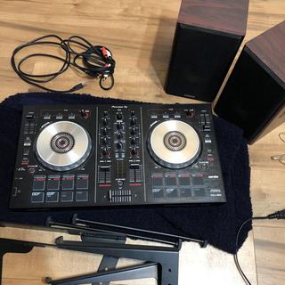 パイオニア(Pioneer)の取り置き中、 DDJ-SB2 DJコントローラー ターンテーブル dj初心者(ターンテーブル)