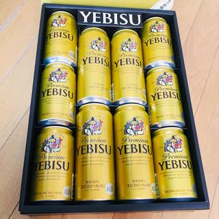 エビス(EVISU)のエビスビール 10缶セット(ビール)