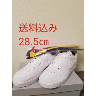 ナイキ(NIKE)のNIKE AIR FORCE 1 QS Swoosh pack(スニーカー)