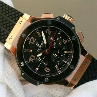 ウブロ(HUBLOT)のHUBLOT ウブロ ビッグバン 301.PB.131.RX 自動巻き(腕時計(アナログ))