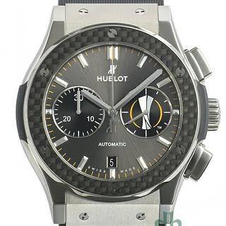 ウブロ(HUBLOT)のクラシックフュージョン クロノグラフ ヨーロッパリーグ  (腕時計(アナログ))