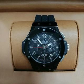 ウブロ(HUBLOT)のHUBLOT メンズ腕時計 箱付(腕時計(アナログ))