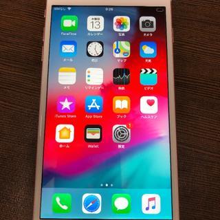 アイフォーン(iPhone)のiPhone6s plus 64【0573】(スマートフォン本体)
