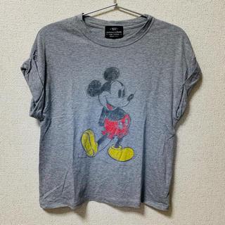 スナイデル(snidel)のミッキーTシャツ(Tシャツ/カットソー)