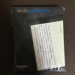 ①Kindle Paperwhite 32GBマンガモデルWi-Fi 、ブラック(電子ブックリーダー)