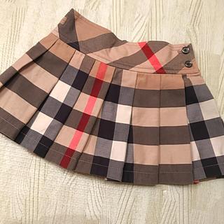 バーバリー(BURBERRY)のバーバリー スカート 18m 86cm 美品(スカート)