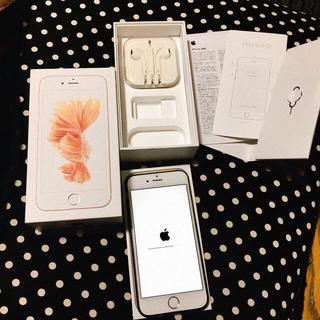 アップル(Apple)のiphone6s. 64GB(スマートフォン本体)
