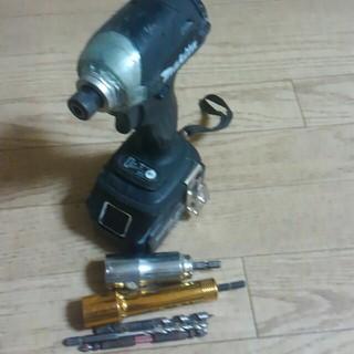 マキタ インパクトドライバー18V 中古(工具/メンテナンス)