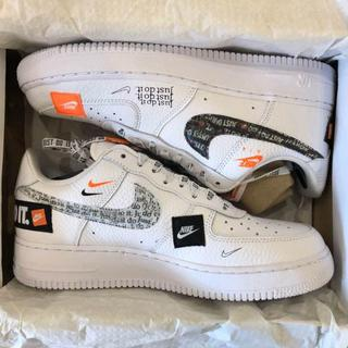 ナイキ(NIKE)の新品 NIKE AIR FORCE 1 '07 PREMIUM JDI 26cm(スニーカー)