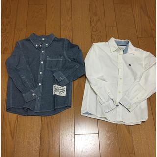 エイチアンドエム(H&M)の男の子 130 シャツ(Tシャツ/カットソー)
