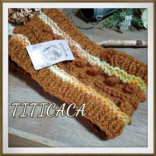 チチカカ(titicaca)の【新品タグ付き】チチカカ♥ネックウォーマー (ネックウォーマー)