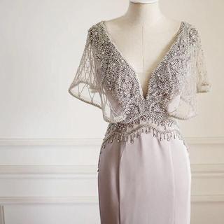 大人婚 マーメイドドレス