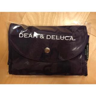 ディーンアンドデルーカ(DEAN & DELUCA)の新品☆DEAN&DELUCA 京都限定トートバッグ鞄/紫パープル(トートバッグ)