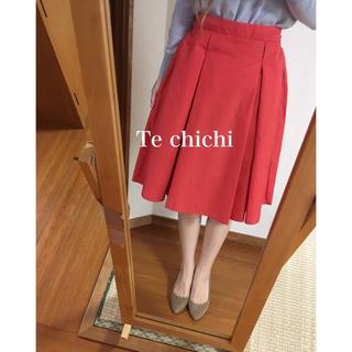テチチ(Techichi)のTe chichi✨美品スカート(ひざ丈スカート)