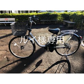 Panasonic - 電動アシスト自転車パナソニック2016年12月購入