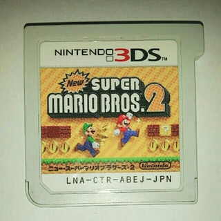 ニンテンドー3DS - NEW SUPER MARIO BROS2 Nintendo3DS