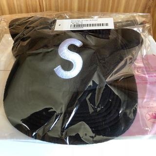Supreme - Supreme Polartec S logo 6-panel hat