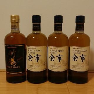 ニッカウイスキー(ニッカウヰスキー)の竹鶴 余市 (ウイスキー)