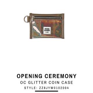 オープニングセレモニー(OPENING CEREMONY)のホログラムカードケース(パスケース/IDカードホルダー)