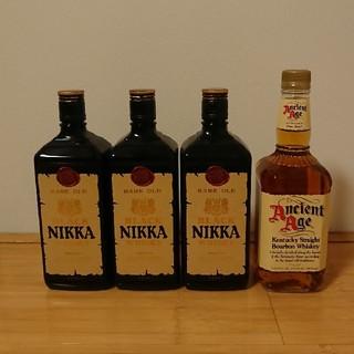 ニッカウイスキー(ニッカウヰスキー)のブラックニッカ BLACK NIKKA WHISKY(ウイスキー)