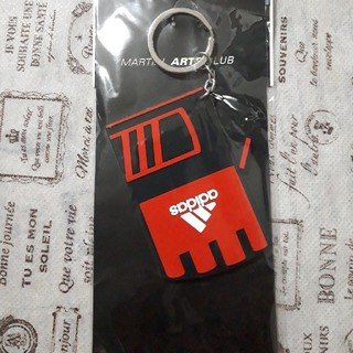 アディダス(adidas)の新品未使用品 adidas ストラップキーホルダー(キーホルダー)
